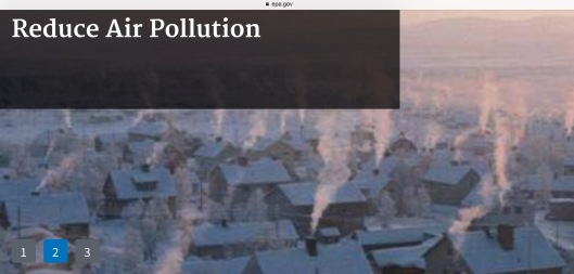 Reduce air pollution chimneys