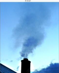 US EPA Chimney Smoke photo