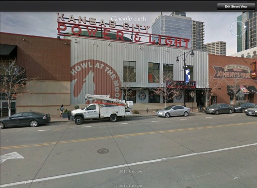 Kansas City Power District Street View