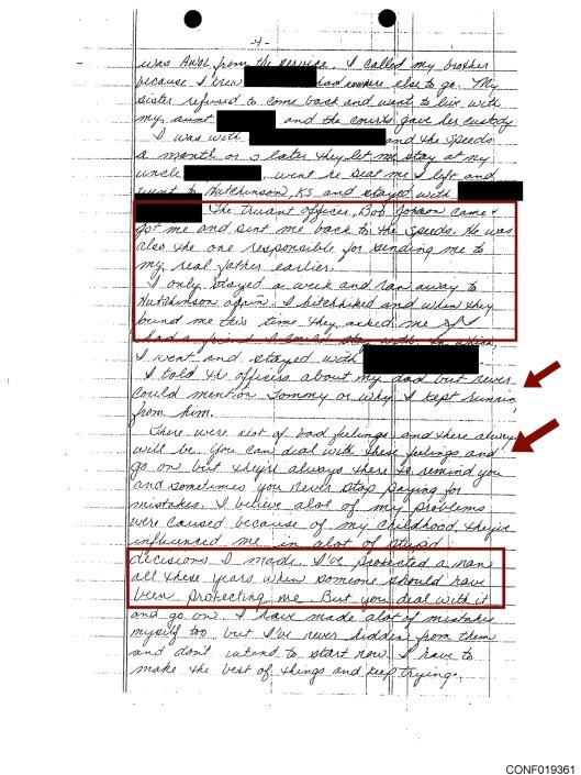 Tommy Speed Boy Scouts pedophiles testimony p. 4