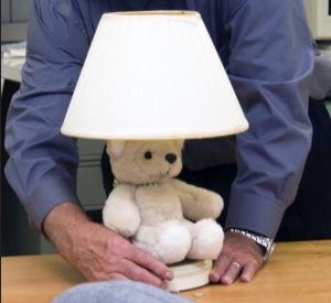 FCC gov Bear lamp photo 2010 cropped