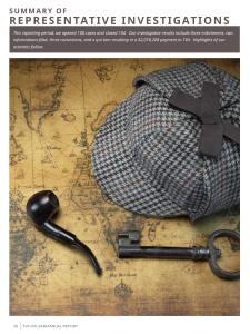 TVA OIG gov Sherlock Holmes hat