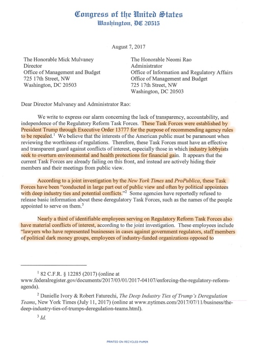 Us congressmen request documents about president trumps todays letter with emphasis added expocarfo