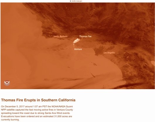 Southern California Fire Weather Forecast Extreme: Many