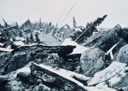 Great Alaska Quake 1964 NOAA