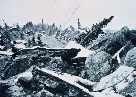 Great Alaska Quake 1964 NOAA