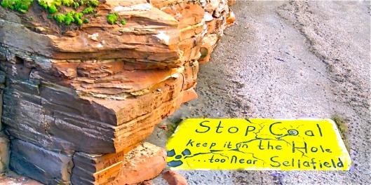 Keep Cumbrian Coal in the Hole