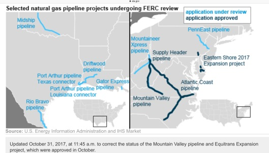 Over 150 Water Quality Violations By Mountain Valley Pipeline (MVP