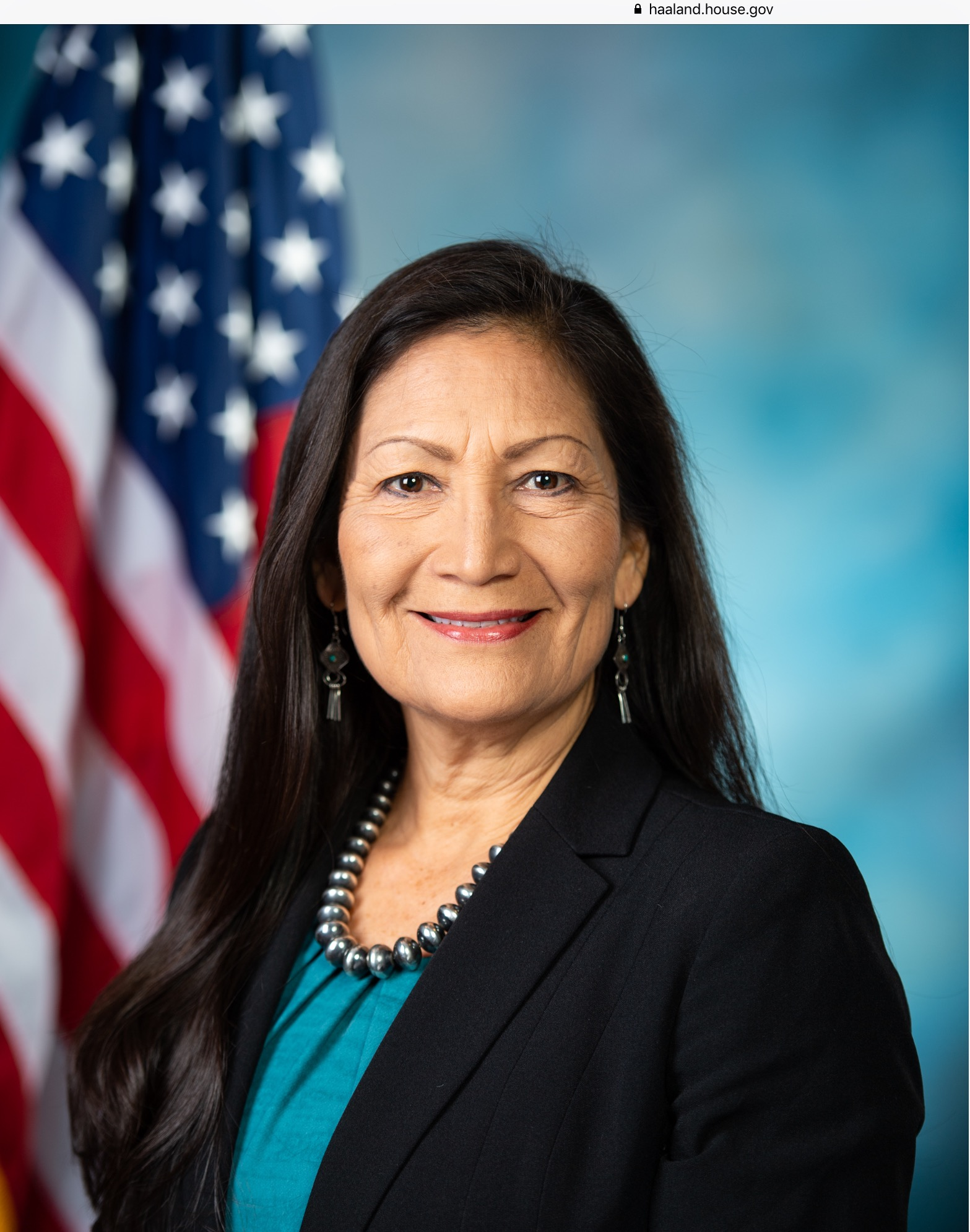 Us Congresswoman Haaland To Be Advocate For Renewable Energy Jobs To Protect Our Land Air Water Mining Awareness Nuclear News